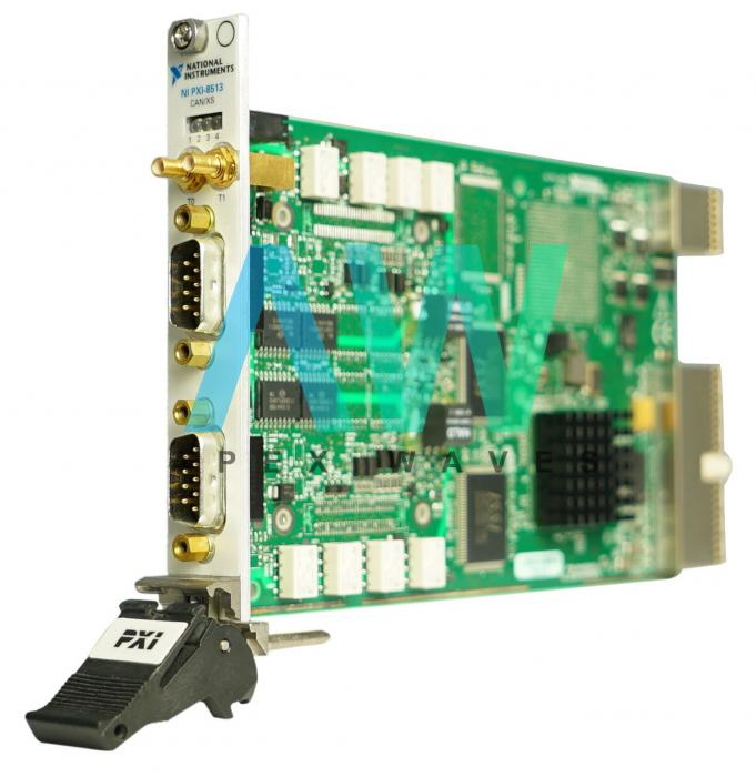 PXI-8513/2 National Instruments PXI CAN Interface Module | Apex Waves | Image