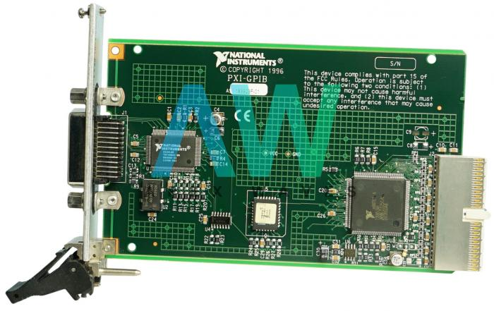 PXI-GPIB National Instruments GPIB Instrument Control Module | Apex Waves | Image