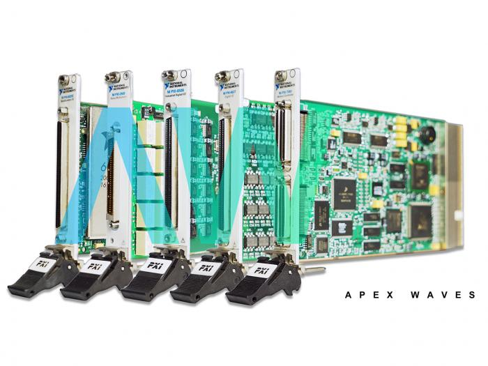 PXI-6232 National Instruments Multifunction I/O Module | Apex Waves | Image