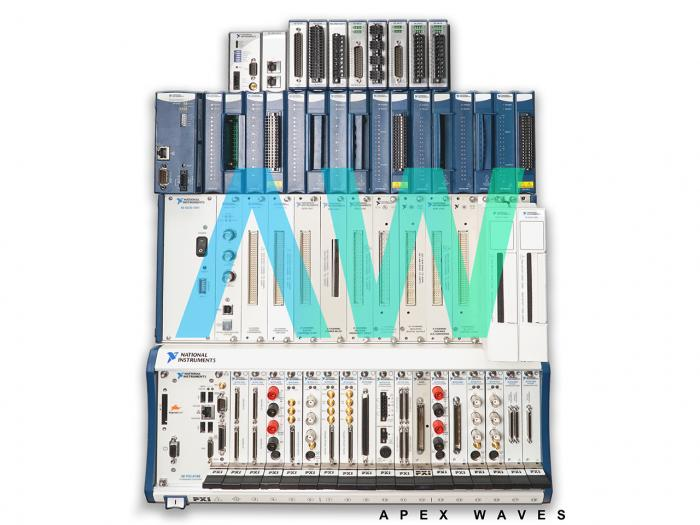 PXIe-5665 National Instruments PXI Vector Signal Analyzer | Apex Waves | Image