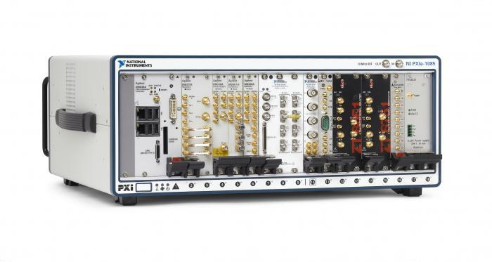 PXIe-5785 National Instruments PXI FlexRIO IF Transceiver | Apex Waves | Image