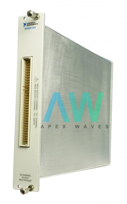 SCXI-1104 National Instruments Voltage Input Module | Apex Waves | Image