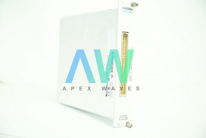 SCXI-1104C National Instruments Voltage Input Module | Apex Waves | Image