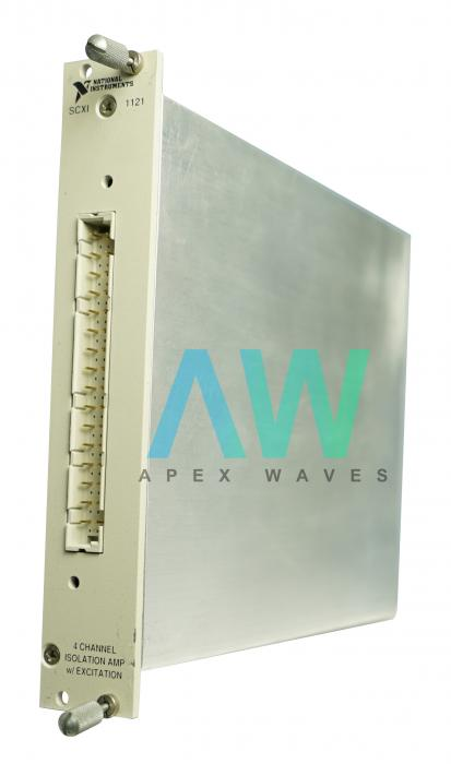 SCXI-1121 National Instruments Universal Input Module | Apex Waves | Image