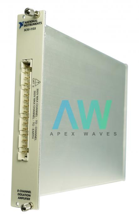 SCXI-1125 National Instruments Voltage Input Module | Apex Waves | Image