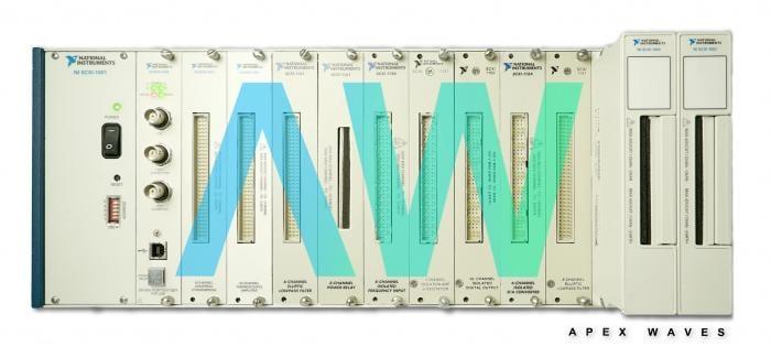 SCXI-1128 National Instruments Matrix/Multiplexer Switch Module | Apex Waves | Image