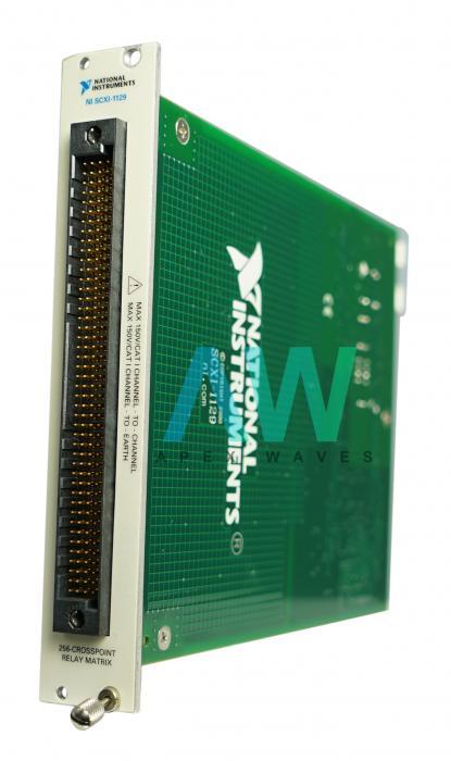 SCXI-1129 National Instruments Matrix Switch Module | Apex Waves | Image