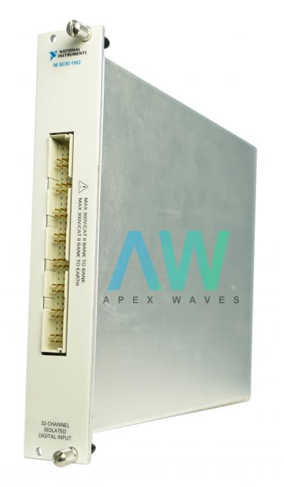 SCXI-1162 National Instruments Digital I/O Module   Apex Waves   Image