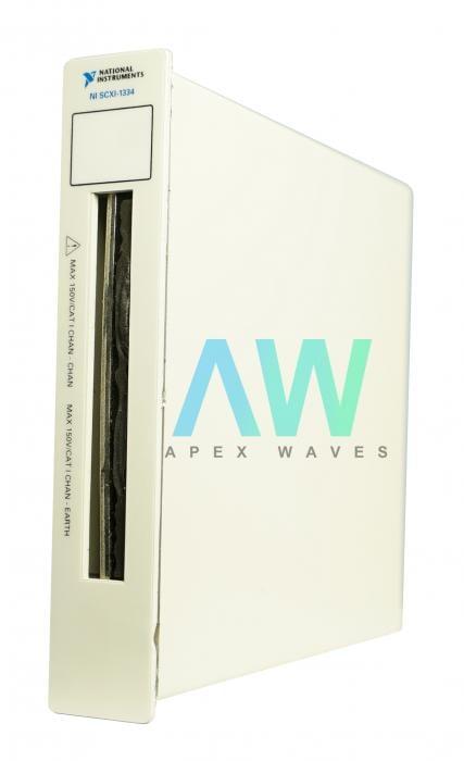 SCXI-1334 National Instruments Terminal Block | Apex Waves | Image