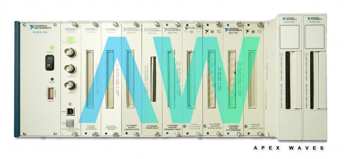 SCXI-1503 National Instruments Temperature Input Module   Apex Waves   Image