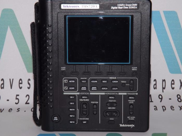 Tektronix THS730A Handheld Oscilloscope In Stock | Apex Waves