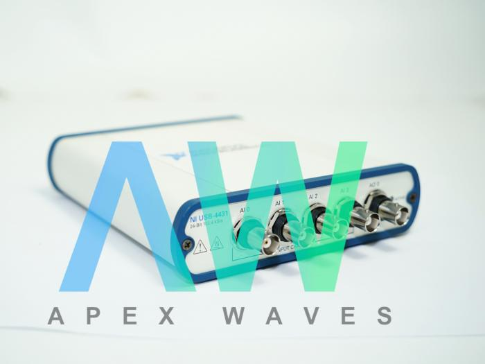 USB-4431 National Instruments Sound and Vibration Device | Apex Waves | Image