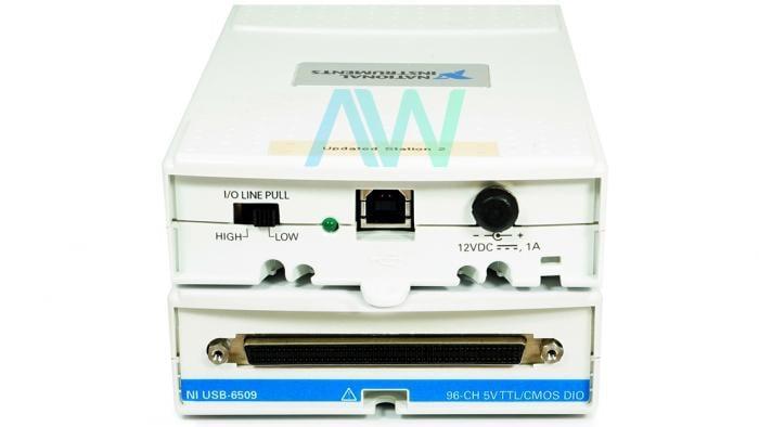 USB-6509 National Instruments Digital I/O Device | Apex Waves | Image