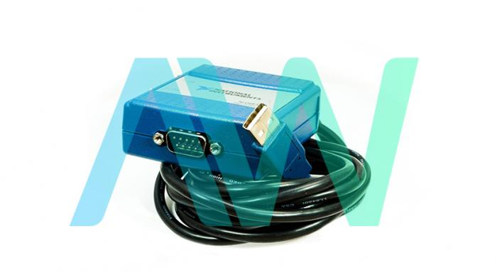 USB-8473 National Instruments CAN Interface Device | Apex Waves | Image